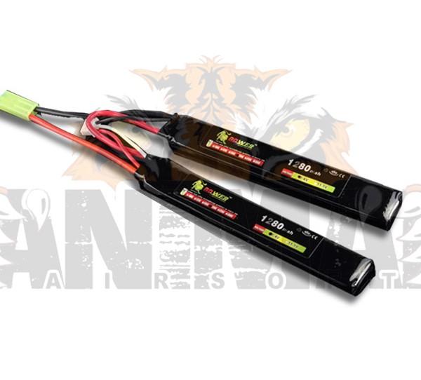 Bateria 7,4 v 1500 ha 13 mil