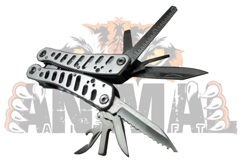 Multi herramienta con 11 funciones marca GANZO