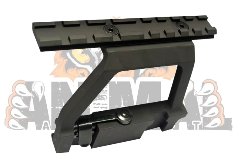 Montura Lateral Metálica Para AK Marca CYMA