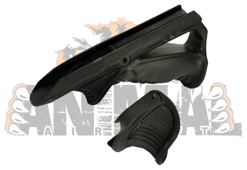 Fore Grip Con Hand Stop Marca EAIMING, Color Negro