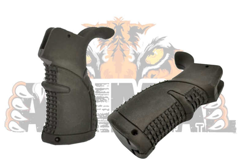 Pistol Grip M4 Marca ELEMENT, Color Negro