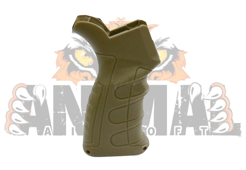 Pistol Grip M4 Marca ELEMENT, Color Dark Earth