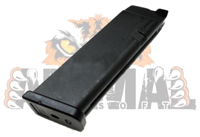 Mag para Glock 17 de 24 rds, Marca ARMY