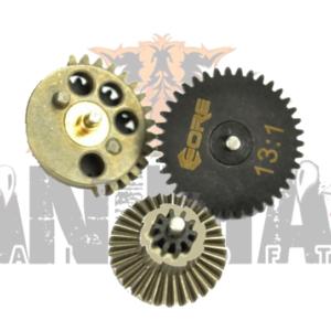 Set engranajes 13_1 marca CORE para gearbox V2 y V3