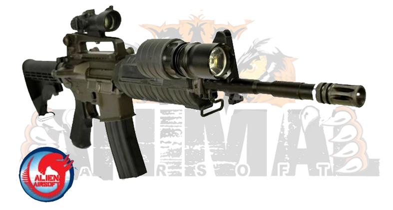 M4 Swat