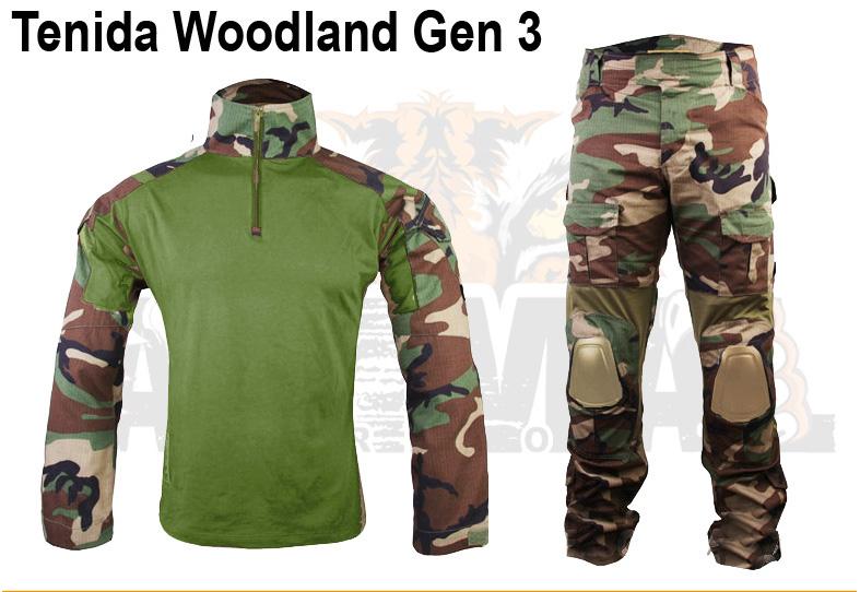 Wooland G3 polera