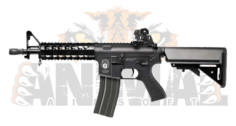 GR15 Raider Plastic Blow Back- NEGRA