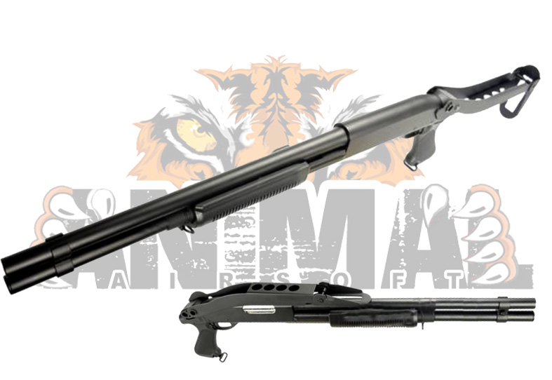 CYMA   M 870 culata plegavble 75mil