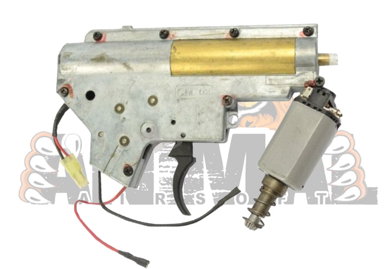 Gearbox CYMA V2 con motor