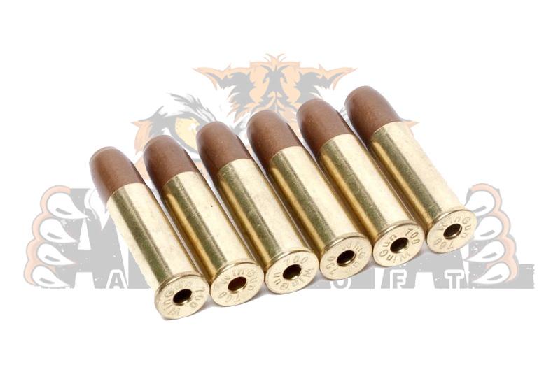 Set Balas revolver G&G