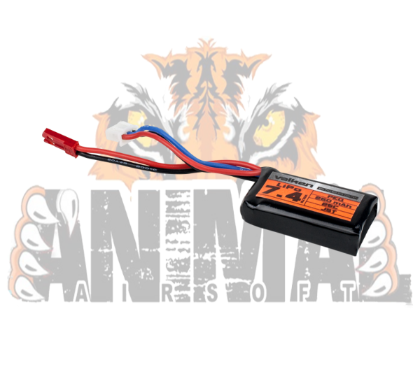 Battery - V Energy LiPo 74V 250mAh 25C PEQ-12500 f